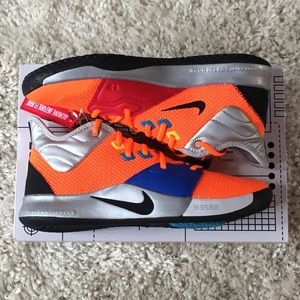 Nike Shoes - Nike X NASA Paul George PG 3 CL2666-800 11 93552 1818dd96a